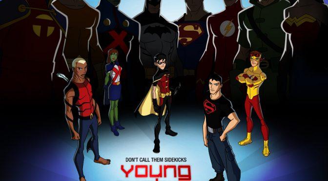 La nueva promo de 'Young Justice: Outsiders' adelanta nuevos héroes y el regreso de villanos