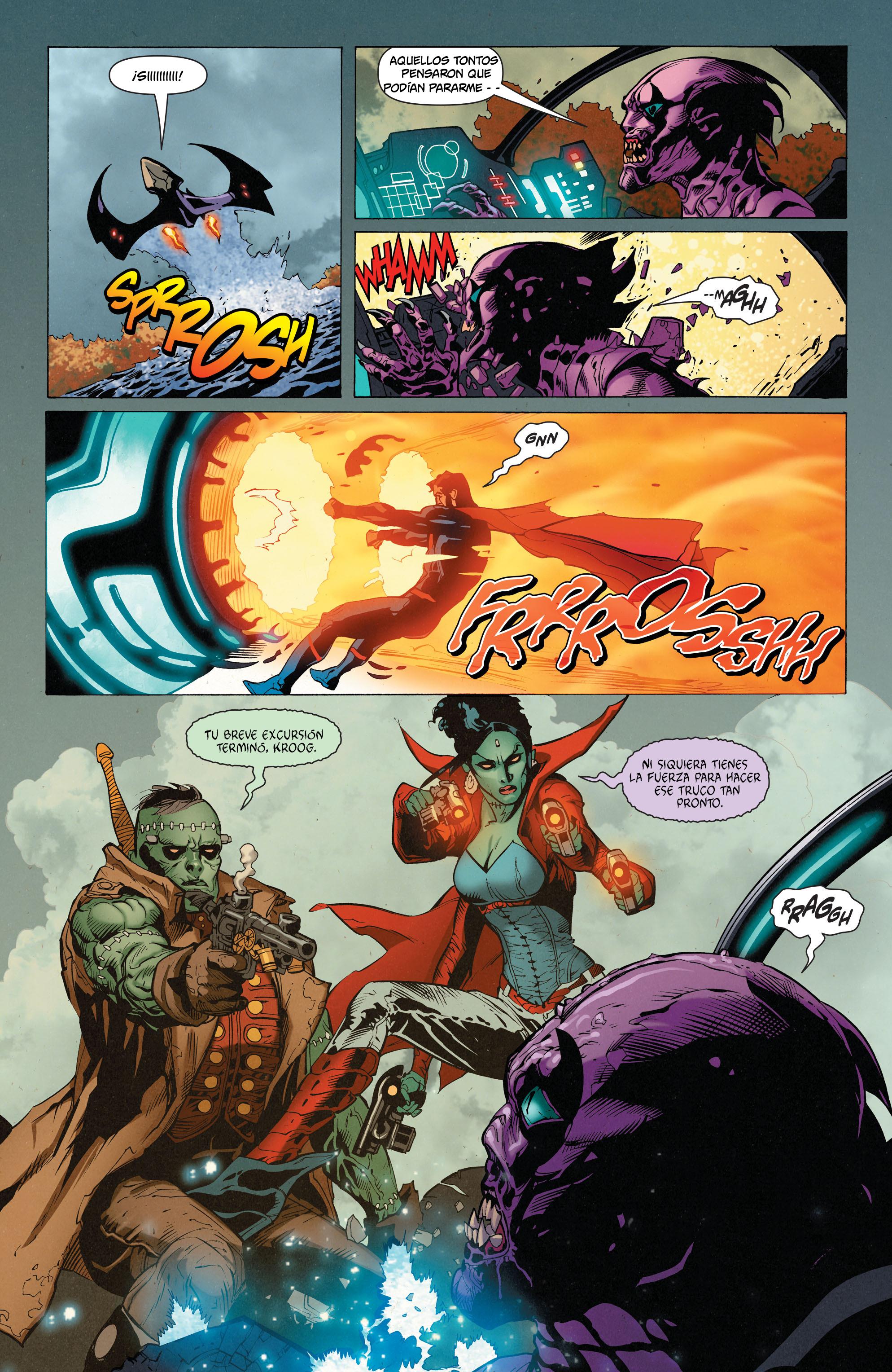 Reseña de Superman Volumen Cuatro #13 | Mundo Superman