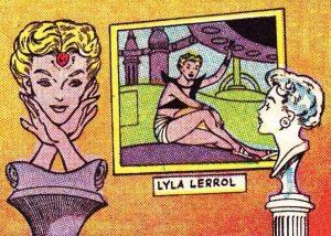 Lyla Lerrol 300x214 - El misterio detrás de las iniciales LL