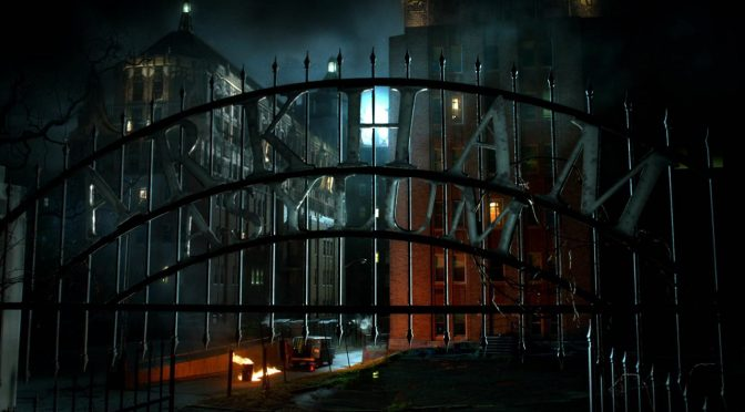 "Primer vistazo al asilo Arkham en el crossover ""Elseworlds"""