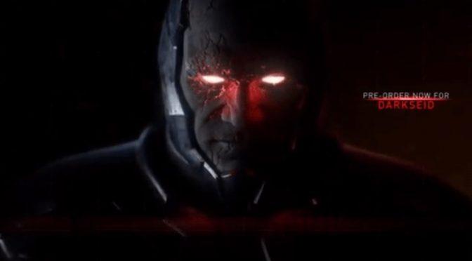 Este fan-art de la 'Liga de la Justicia' imagina cómo se vería Darkseid basado en el arte conceptual