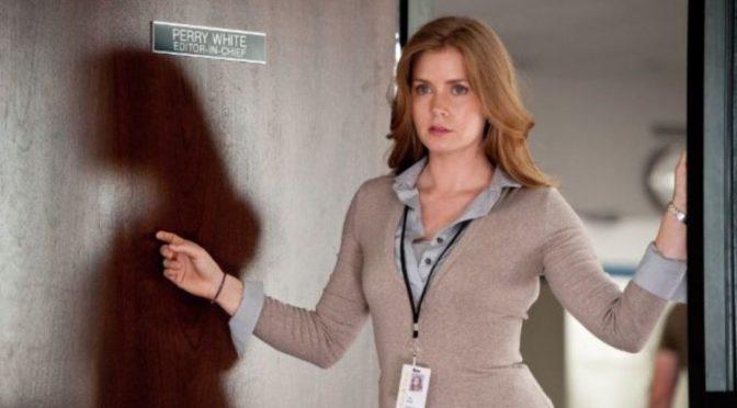 Amy Adams habla sobre si regresará como Lois Lane