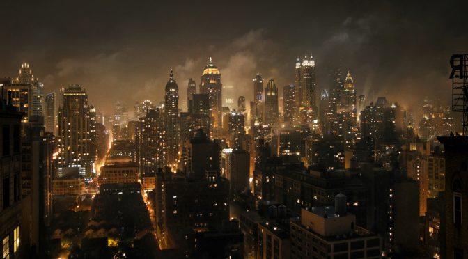 Primer vistazo a Gotham en el crossover del Arrowverso