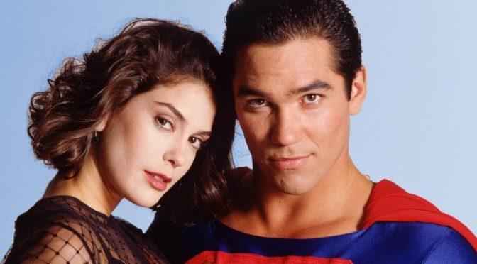 Dean Cain y Teri Hatcher se reúnen para celebrar el 25º aniversario de 'Lois & Clark'