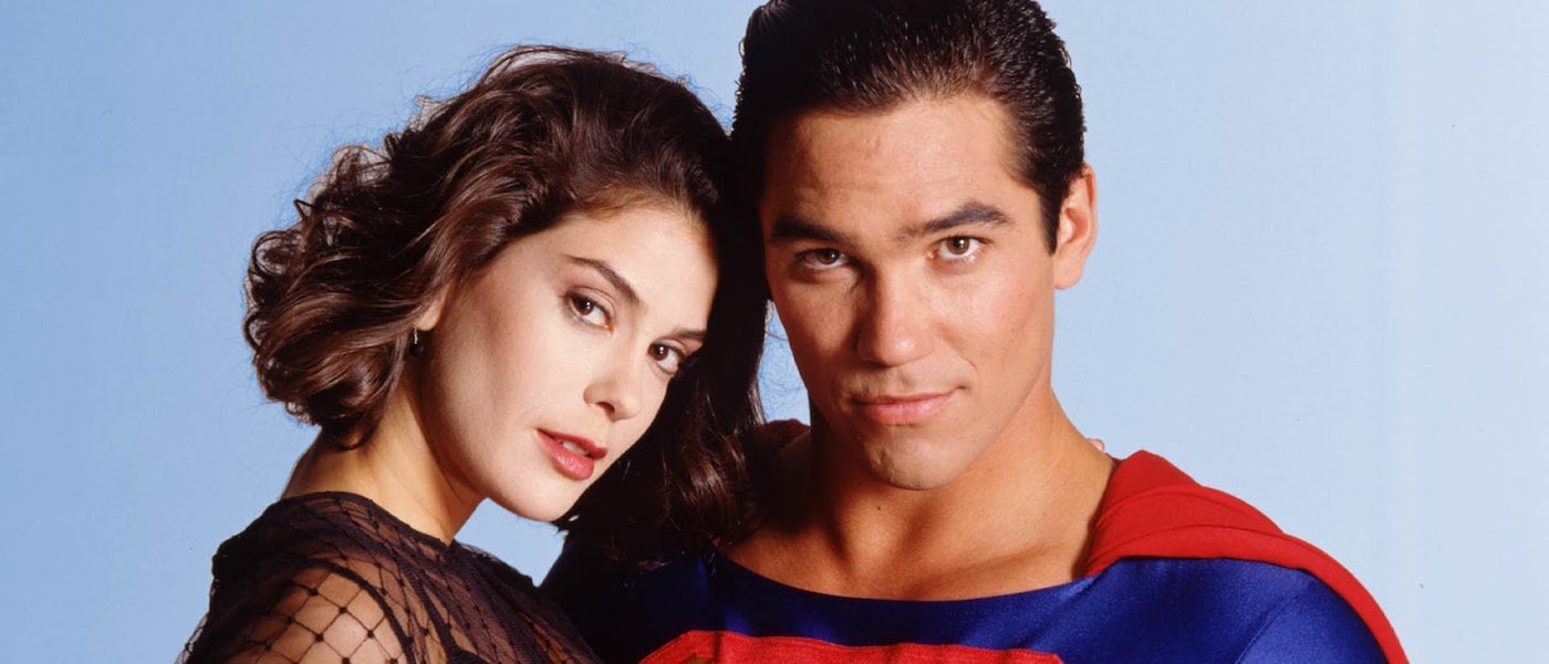 Lois and Clark The New Adventures of Superman Teri Hatcher as Lois Lane and Dean Cain as Superman - Dean Cain y Teri Hatcher se reúnen para celebrar el 25º aniversario de 'Lois & Clark'