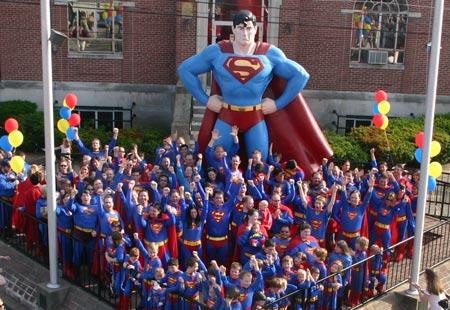 annual superman celebration - Erica Durance, Helen Slater y Katrina Law asistirán a la Celeberación de Superman