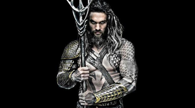 Este arte conceptual de la 'Liga de la Justicia' revela la versión de Zack Sndyer del traje clásico de Aquaman