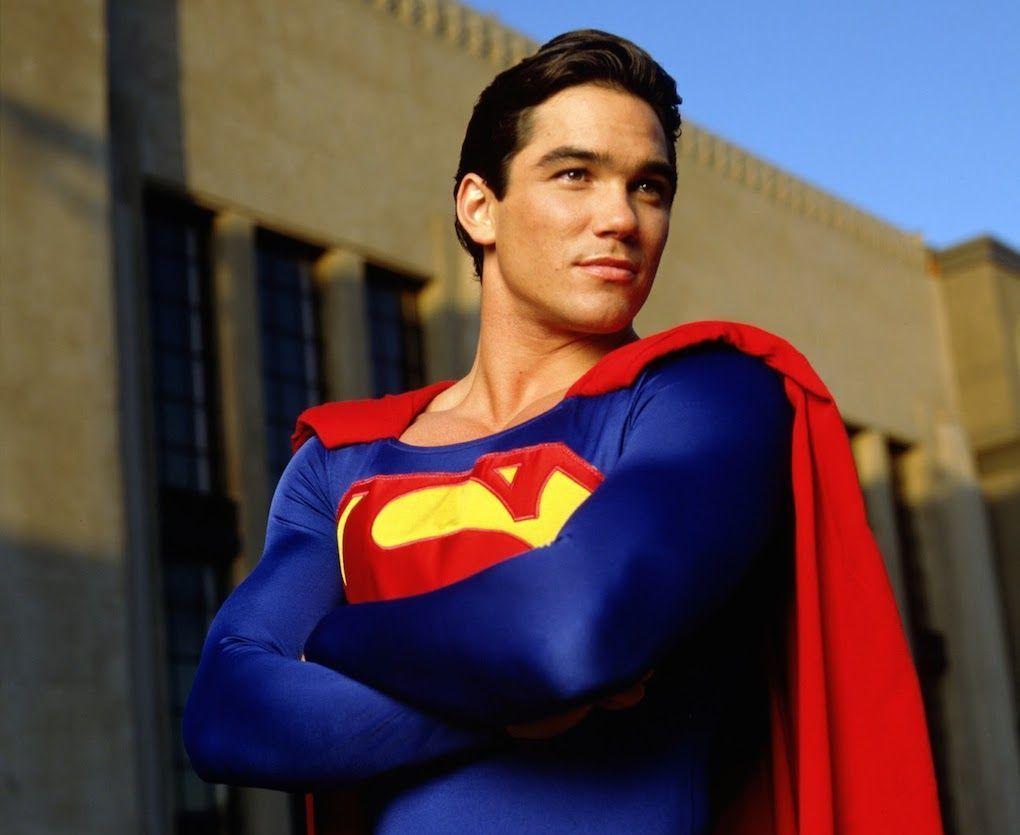 dean cain superman - Dean Cain se une a la Policía como Oficial de Reserva