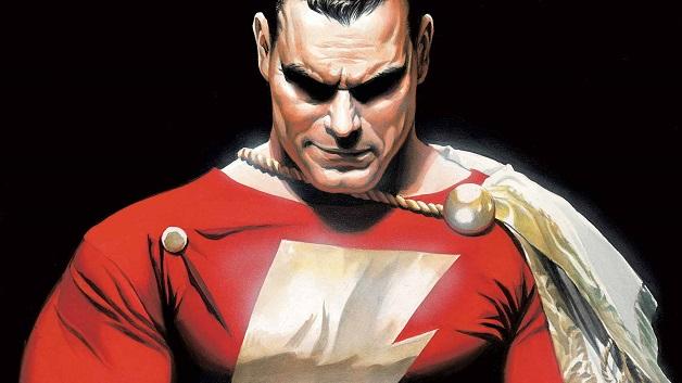 """""""Shazam!"""" en la portada especial de EW para la Comic Con 2018 y nueva imagen oficial de la película"""