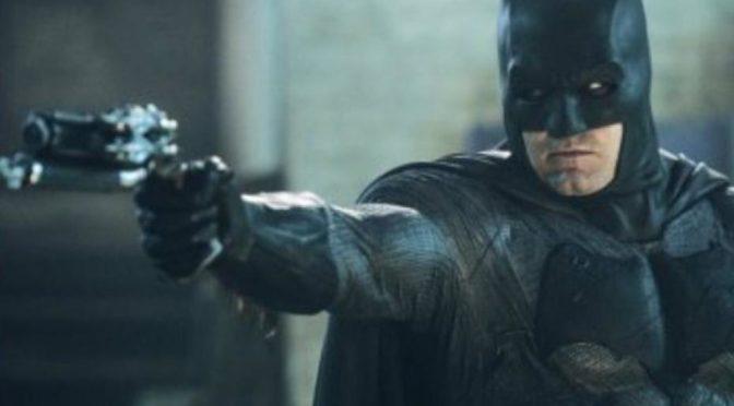Nuevo vídeo de peleas en el almacén de 'Batman V Superman' muestra probablemente la creación de la mejor escena de Batman en una película