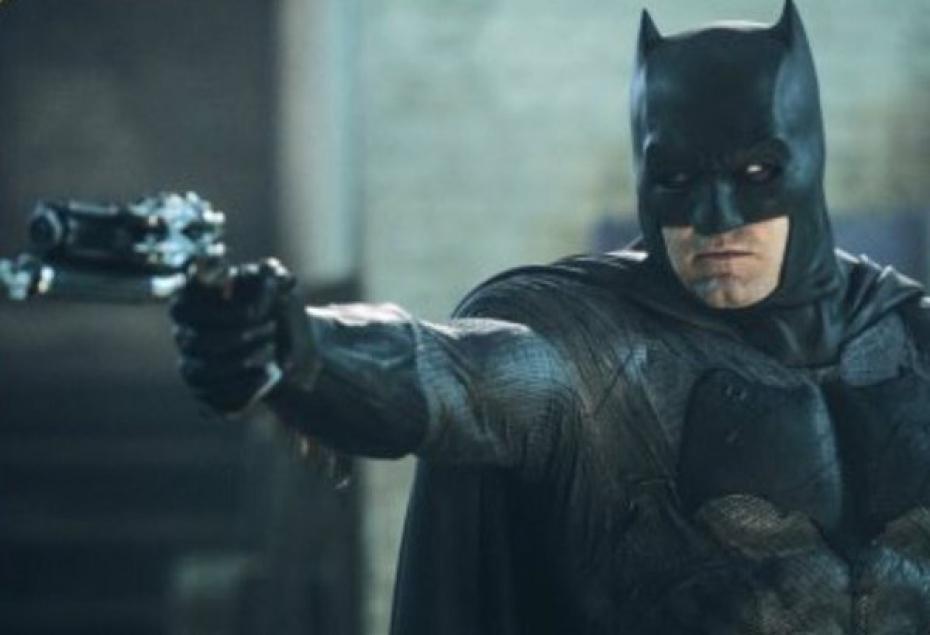 ben affleck como batman - Nuevo vídeo de peleas en el almacén de 'Batman V Superman' muestra probablemente la creación de la mejor escena de Batman en una película