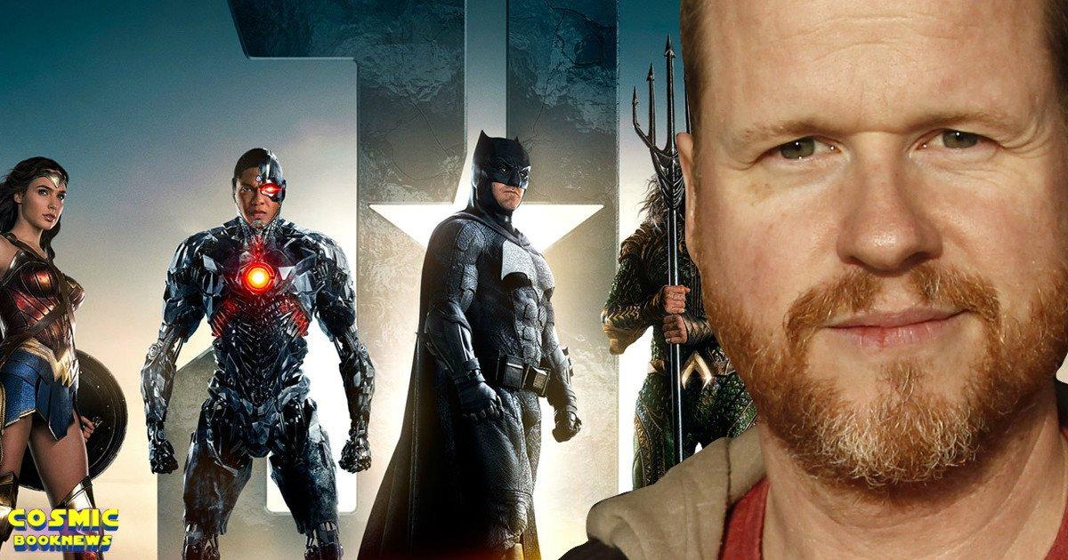 Liga de la Justicia Joss Whedon