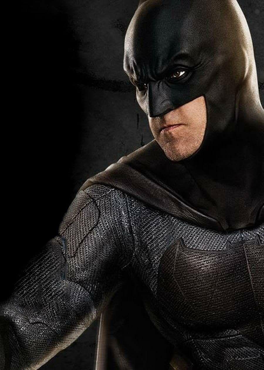 Batman parece amenazante en la nueva imagen promocional de la \'Liga ...