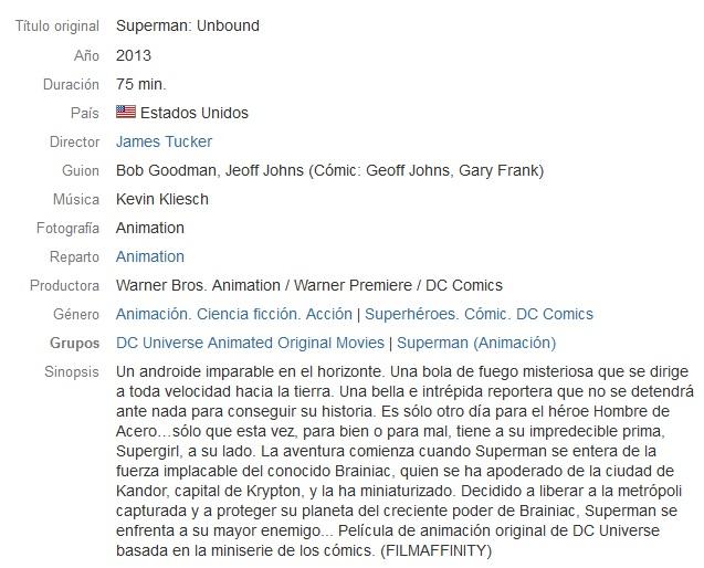 Sin título 5 - Superman: Unbound (2013)