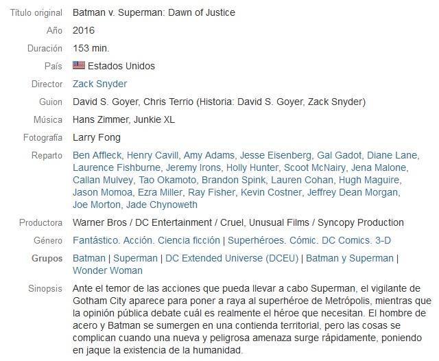 Sin título 7 - Batman V Superman: El Amanecer de la Justicia (2016)