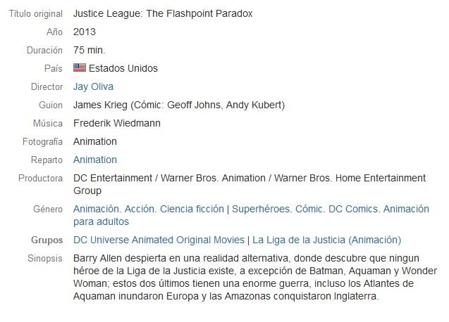 Sin título 8 - Liga de la Justicia: La Paradoja del Tiempo (2013)