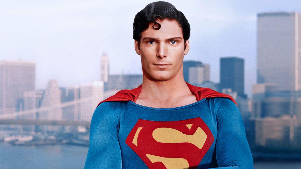 christopher reeve superman - Grant Gustin habla del impacto que Christopher Reeve tuvo en él