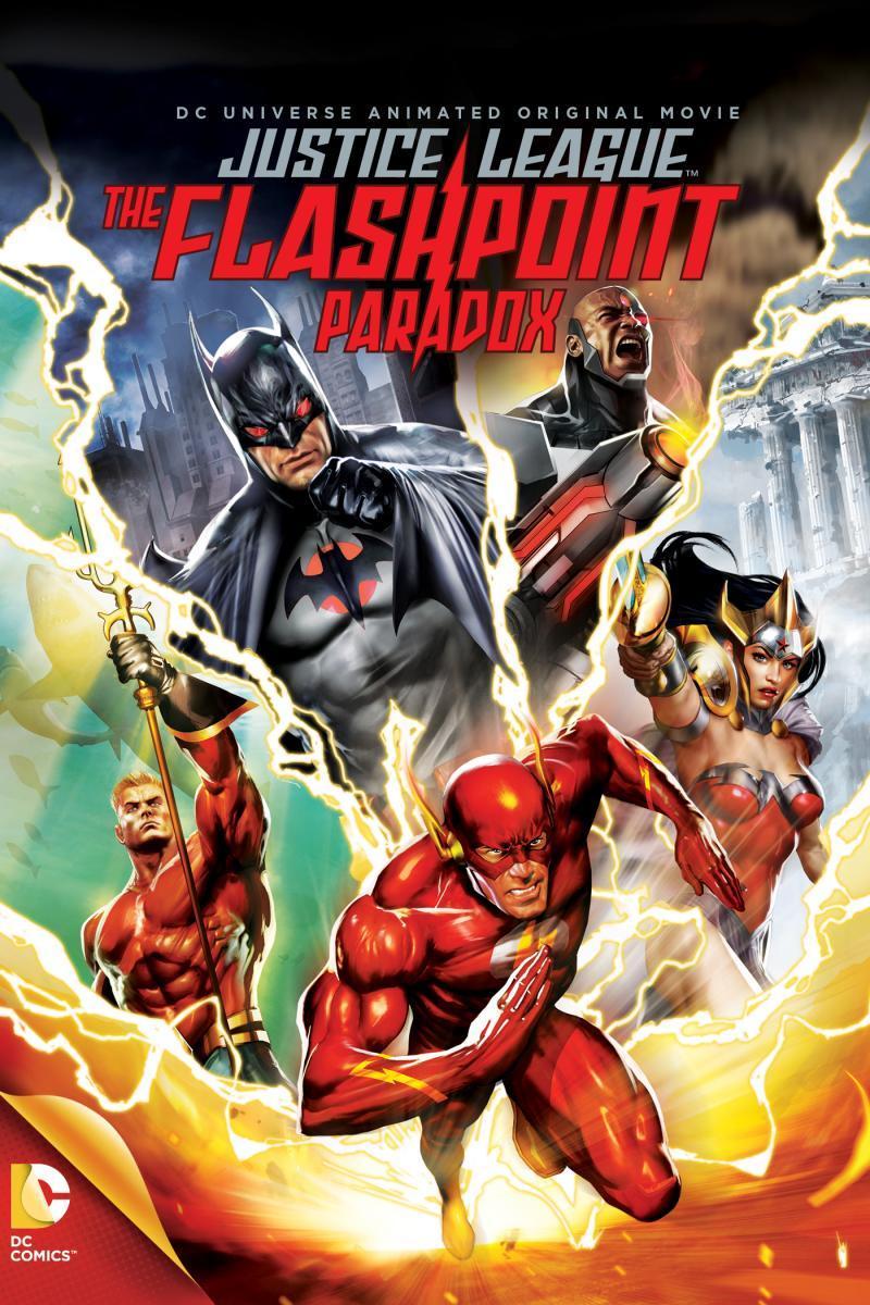 justice league the flashpoint paradox 485036266 large - Liga de la Justicia: La Paradoja del Tiempo (2013)