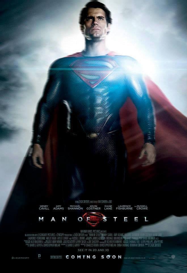 man of steel superman 919390391 large - El Hombre de Acero (2013)