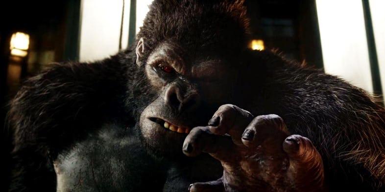 Flash Gorilla Grodd Episode Review - Huevos de Pascua de la 'Liga de la Justicia' que te perdiste completamente