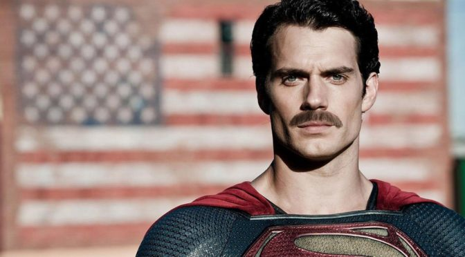 ¿Brandon Routh rinde homenaje al bigote de Henry Cavill en 'Legends of Tomorrow'?