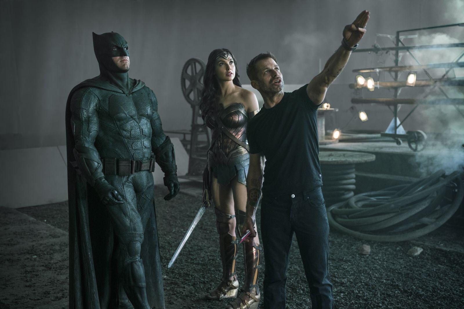 JL 06689r 2 - El cinematógrafo de la 'Liga de la Justicia' respalda el corte de Zack Snyder mientras la petición de los fans atraviesa 75.000 firmas