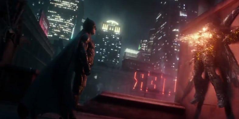 Justice League Parademon Self Destruct - Huevos de Pascua de la 'Liga de la Justicia' que te perdiste completamente