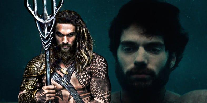 Man of Steel Aquaman - Huevos de Pascua de la 'Liga de la Justicia' que te perdiste completamente