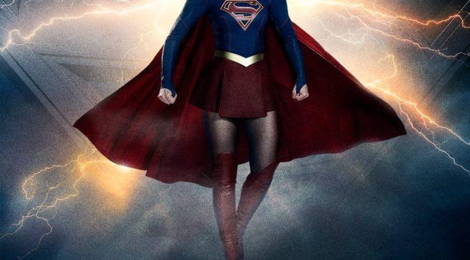 Melissa Benoist habla de Hija Roja en 'Supergirl'