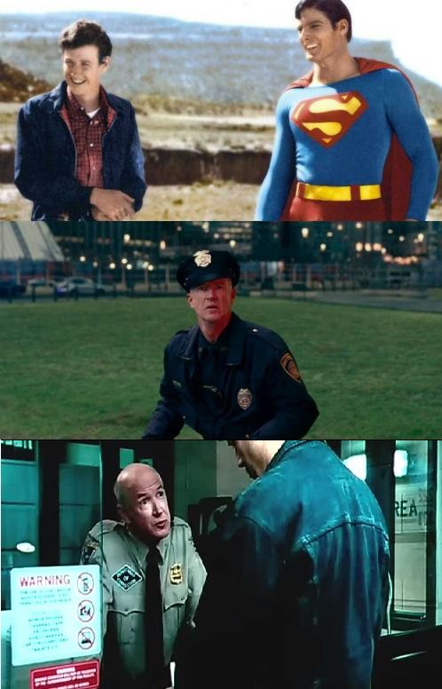 actor superman - Huevos de Pascua de la 'Liga de la Justicia' que te perdiste completamente
