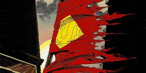 """la muerte de superman - El nuevo tráiler de """"Crisis en Tierras Infinitas"""" revela la muerte de Superman"""