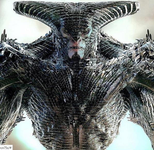 Steppenwolf - Diseño original y más aterrador de Steppenwolf