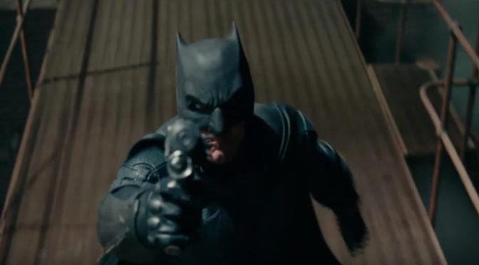 Una nueva escena eliminada de la 'Liga de la Justicia' revela un nuevo momento de Batman