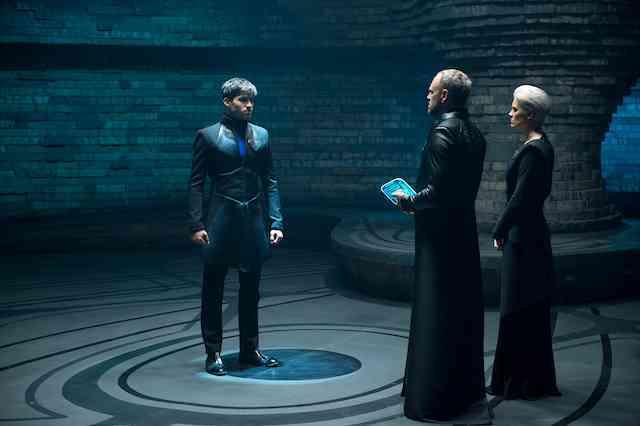 """krypton seg vex 1069921 - Cameron Cuffe habla sobre el no estar en """"Crisis en Tierras Infinitas"""""""