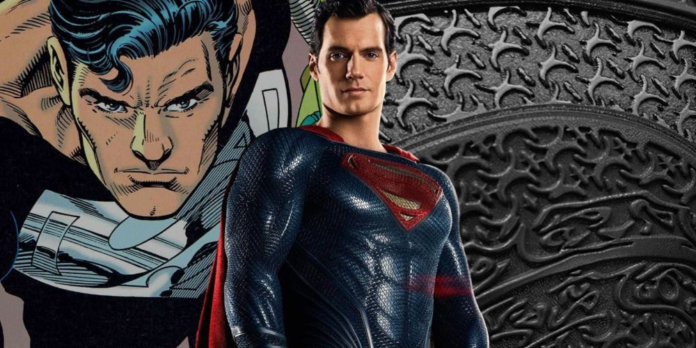 supermanblackcostume2jpg - Fabian Wagner da marcha atrás en los comentarios sobre el traje negro de Superman en la 'Liga de la Justicia'