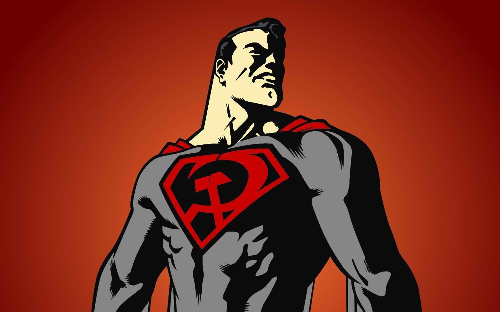 """redsonjpg - Nuevas imágenes de la película animada """"Superman: Red Son"""""""