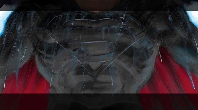 """Arte conceptual de la nunca filmada """"Justice League Mortal"""""""