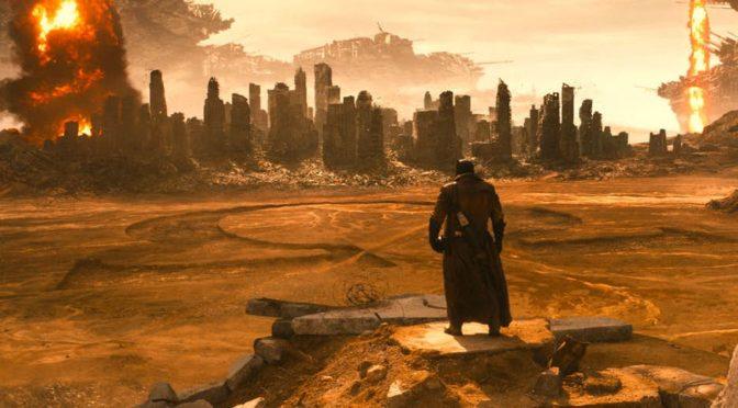 Zack Snyder comparte una nueva foto de la pesadilla de Batman de 'Batman v Superman'