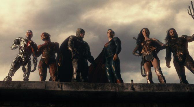 Vídeo BTS de la Liga de la Justicia luchando contra Superman