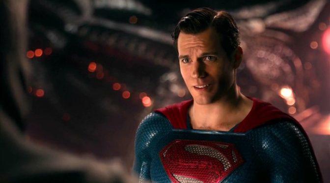 Una escena de Superman en la 'Liga de la Justicia' viola las leyes de la física