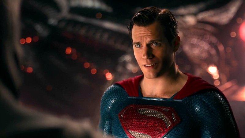 Superman Justice League - Una escena de Superman en la 'Liga de la Justicia' viola las leyes de la física