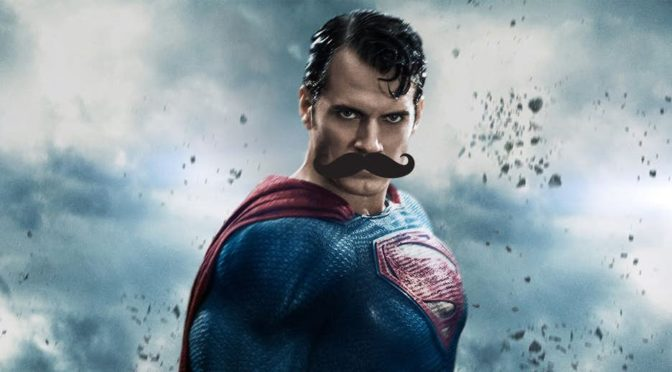Zack Snyder se pronuncia sobre el tema del bigote de Superman en la 'Liga de la Justicia'