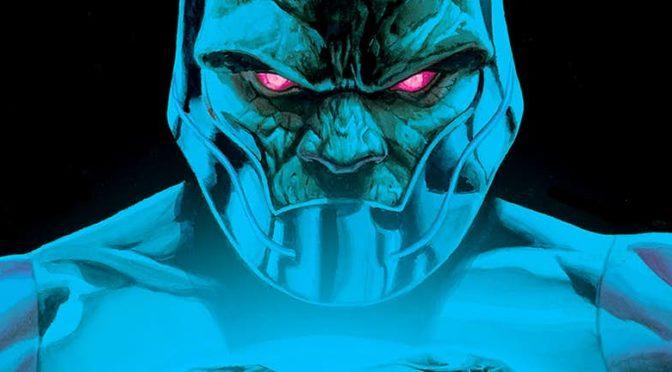 Zack Snyder revela una nueva imagen de Darkseid en la 'Liga de la Justicia'