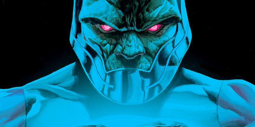 """darkseid - El actor de la """"Liga de la Justicia"""" de Zack Snyder, Ray Porter, habla sobre su elección como Darkseid"""
