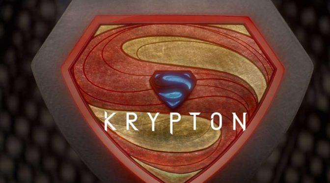 """""""Krypton: La primera temporada completa"""" llega en Blu-ray/DVD"""