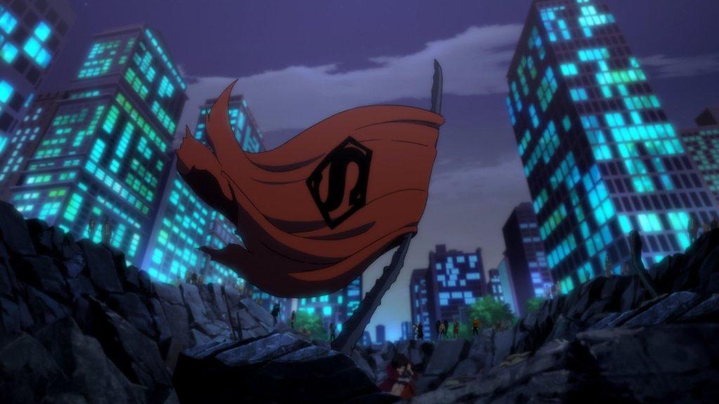 DeathofSuperman AnimatedMovie1 - Peter Tomasi revela secretos sobre la reinvención de 'La Muerte de Superman' para la animación