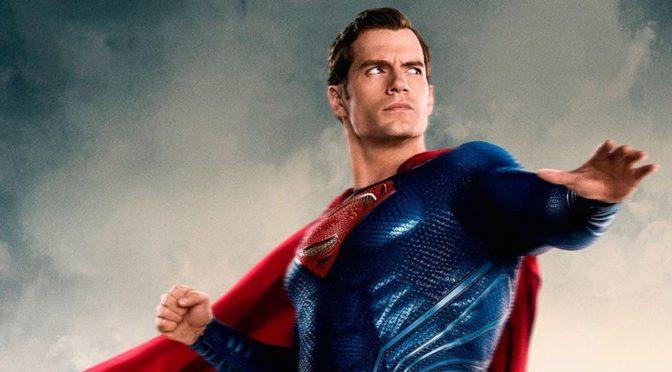 Henry Cavill ha conseguido más músculo para 'The  Witcher' que para Superman