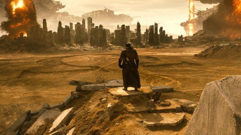 batman v superman knightmare 1097281 - Clay Enos muestra un soldado de la guardia de Superman en 'Batman V Superman'