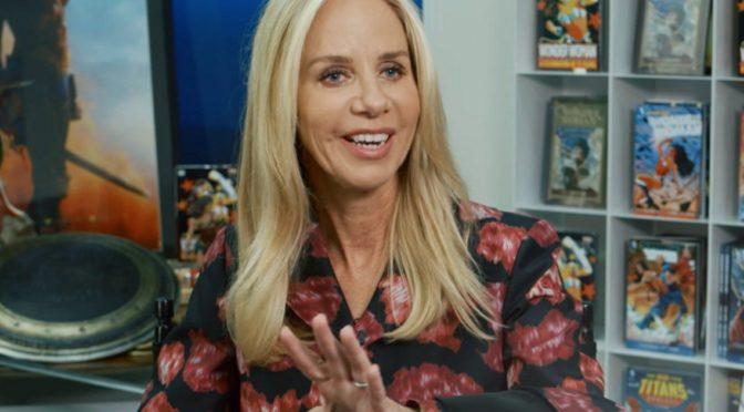 Diane Nelson, presidenta de DC Entertainment, deja Warner Bros. después de 22 años