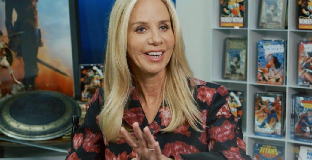 diane nelson taking break dc - Diane Nelson, presidenta de DC Entertainment, deja Warner Bros. después de 22 años